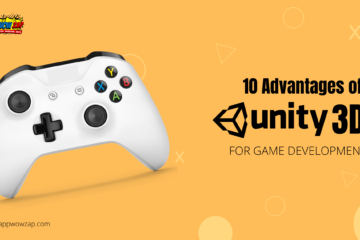 Top 10 Advantages of Unity3D Game Game Development